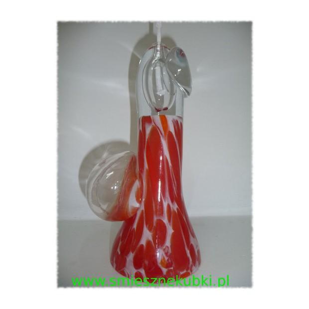 Lampy olejne - czerwony - oryginalny prezent