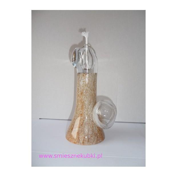 Lampy olejne - jasny beżowy